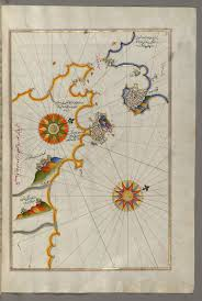 Map Of Spain And Morocco by File Piri Reis Map Of Southern Spain And Morocco With The Cities