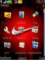 java themes download for mobile free java nike theme software download