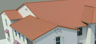 Tile Roofing Materials 3d Roof Tiles In Revit Southern Arizona Revit User