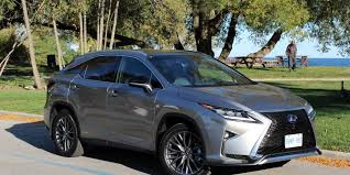lexus suv review suv review 2017 lexus rx 450h f sport driving