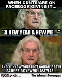 New Year Meme - funny new year resolutions on facebook meme pmslweb