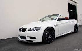 Bmw M3 Convertible - tuned bmw e93 m3 convertible puts down 376 hp at the wheels on the