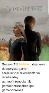 Cersei Lannister Meme - game thrones season 7 daenerys daenerystargaryen