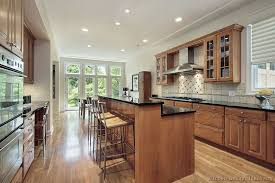 Kitchen Island With Cabinets And Seating Kitchen Islands With Seating Of Kitchens Traditional Bar Height