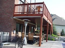 second story deck plans pictures roof under deck roof ideas excellent cheap under deck ceiling
