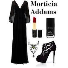 Morticia Addams Halloween Costumes Morticia Addams Diy Halloween Costume