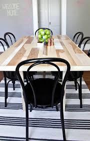 diy dining room table diy farmhouse dining room table for diy