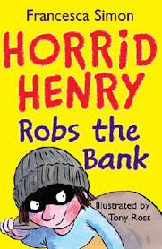 Horrid Henry Robs Bank Official Horrid Henry Website