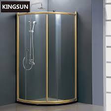 list manufacturers of golden shower enclosure buy golden shower golden indoor portable freestanding corner bath shower enclosure with shower set k 7905