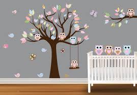 Owl Decor Bedroom Owl Room Decor Wall Decor Sfdark