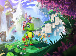 introducing yooka laylee playtonic games