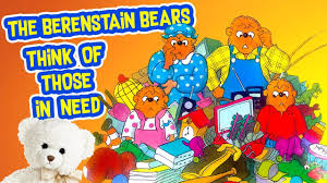 the berenstain bears think of those in need by jan mike