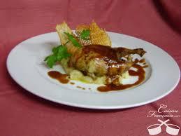 caille cuisine recette caille désossée rôtie au foie gras de canard et au verjus