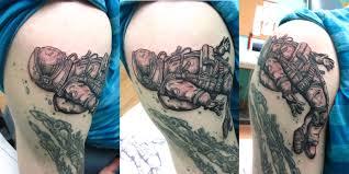 spaceman u2013 feisty ink designs