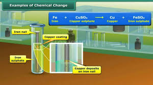 examples of chemical change youtube