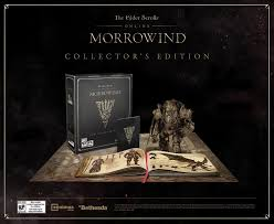 amazon com the elder scrolls online morrowind pc collector u0027s