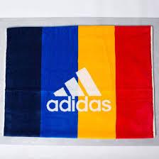 Blue Flag White X Adidas X Pharrell Williams New York Tennis Sports Towel White