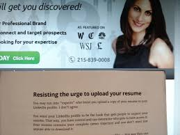Upload Resume To Linkedin Isn U0027t It Time To Optimize Your Linkedin Profile Career Sherpa