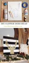 Christmas Deer Mantel Decorations by 57 Best Christmas Images On Pinterest Christmas Ideas Christmas