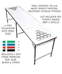beer pong table size cm official beer pong table moneyfit co