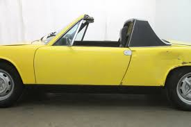 porsche 914 yellow 1974 porsche 914 beverly hills car club