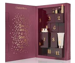makeup advent calendar tilbury the book of makeup magic advent calendar for