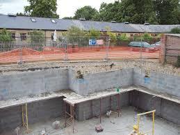 stepoc block new build basement hertfordshire