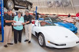 national corvette museum raffle national corvette museum holds ribbon cutting for skydome post