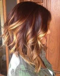 layred hairstyles eith high low lifhts high and low lights medium with layers and curls cortes de pelo
