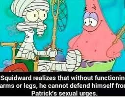 Squidward Meme - rip squidward dankmemes