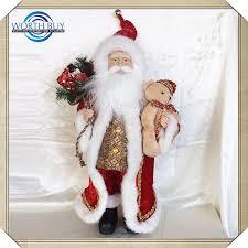 Wholesale Christmas Home Decor Santa Claus Door Decoration Santa Claus Door Decoration Suppliers