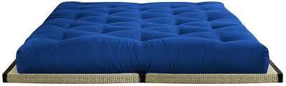 futon azur lit futon prix moins cher et mod礙les sur le guide d achat kibodio