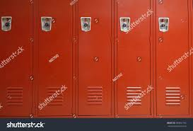 close on red lockers gym stock photo 583051792 shutterstock