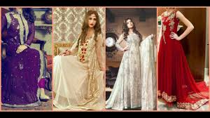 fancy frocks party wear fancy frocks for eid beautiful stylish
