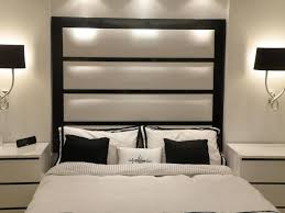 Headboard With Mirror by Best 25 Quilted Headboard Ideas On Pinterest Soft Grey Bedroom