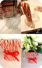 candy cane centerpiece gift idea gifts galore christmas