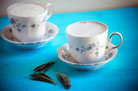 lavender tea lavender tea latte feed me seymourfeed me seymour