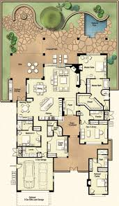 ranch house floor plan residences at the ritz carlton tucson floor plan ranch house model