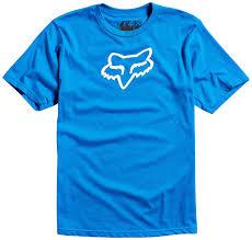 fox motocross hoodies fox legacy kids shirt clothing blue fox hoodie pullover various