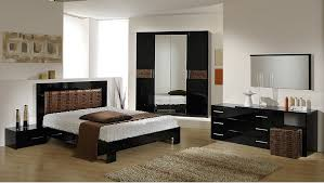 Cal King Bedroom Furniture Italian Modern California King Bedroom Set