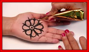 Home Design For Beginners by 2 Simple Arabic Mehndi Design Tutorials For Beginners Henna