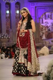 trend of latest pakistani designers wedding dresses