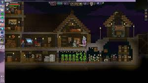 starbound houses starbound 1 0 self sufficient farming house youtube