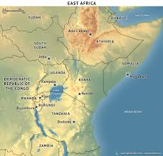 Lake Victoria Africa Map by Uganda Courts Russia To Develop Its Oil Sector Stratfor Worldview