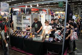 Boutique Japonaise Paris Japan Expo Pompe à Fric Otaku