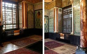 islamic glass art leighton house museum bradley basso studio
