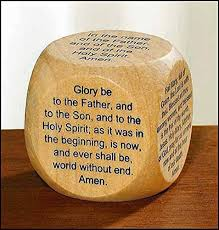 amazon com my favorite prayers wooden wood prayer cube for new