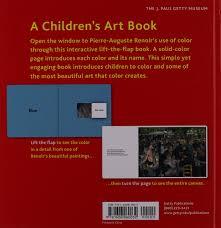 Pretty Color Names Renoir U0027s Colors Marie Sellier 9781606060032 Amazon Com Books