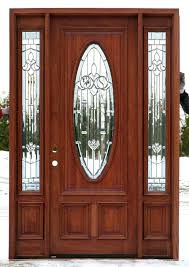 Wood Exterior Doors For Sale Doors With Sidelights Home Depot Entry Doors Sidelight Panel