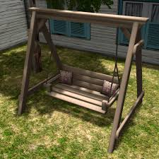 fresh freestanding porch swing with canopy 7194